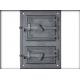 A1 - hermētiskas krāsns durvis 470x330mm