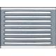 A15 - čuguna reste 250x380mm
