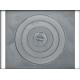 A160 - plīts plāksne 460x400mm