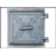 A39 - Hermētiskas krāsns durvis 280x280mm