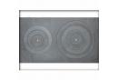 Jugne-L čuguna plīts virsma ar riņķiem B-1, 330x700mm