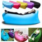 VISIONAL Air Lounge Bed ar gaisu piepildāms matracis / gulta / sauļošanās krēsls