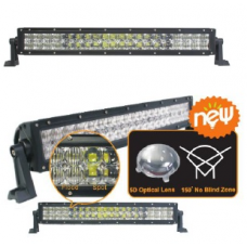 LED CREE 120W (8600Lm) 9-30V, 6500K, IP67, kombinēts stars, 56cm, izliektas formas darba lukturis ar 5D lēcu