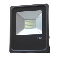 10W LED SMD FLOODLIGHT GREEN LIGHT, IP66 LED prožektors / zaļa gaisma