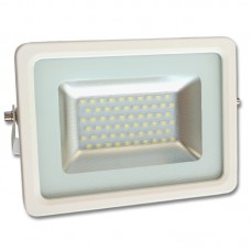 "30W (2700Lm) LED SMD ""I DESIGN 2"" prožektors, AC95-265V, 120°, IP65, neitrāli balta gaisma 4500K"