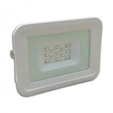 10W (850Lm) LED CLASSIC LINE SMD prožektors, IP65, balta gaisma 6000K