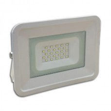 20W (1700Lm) LED CLASSIC LINE SMD prožektors, IP65, silti balta gaisma 3000K