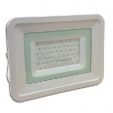 50W (4250Lm) LED CLASSIC LINE SMD prožektors, IP65, silti balta gaisma 3000K