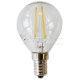 2W Filament E14 P45 Warm White LED spuldze