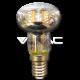 2W Filament Patent E14 R39 Warm White LED spuldze