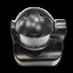 LED 300W infrasarkanais kustības sensors, regulējams laiks un LUX, IP44, melns