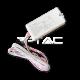 LED 300/500W iebūvējams kustības sensors, ON/OFF strādā uz rokas kustību