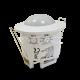 LED 1200W Infrasarkanais kustības sensors, griestu, regulējams laiks un LUX