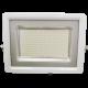 100W (8000Lm) LED PREMIUM SMD ULTRA SLIM diožu Prožektors, (6000K), IP65