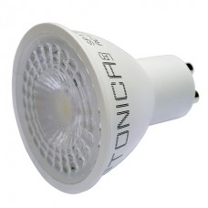 LED SPOT GU10 5W 110° SMD WARM WHITE LIGHT (3000K)