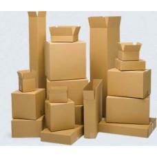 GK kartona kaste / 14C 380 x 253 x 120 mm